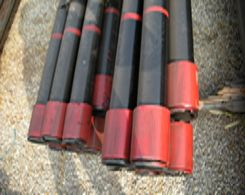 Black Steel Pipe of Different Properties