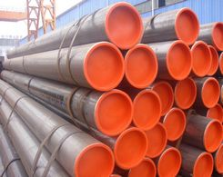 The Measurement of Various Parameters of the Steel Pipe